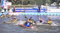 Teaser Championnat du Monde Kayak polo 2014