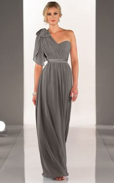 Sleeveless Chiffon None Natural Floor-length Bridesmaid Dresses Men Gifts 46e95ef6b2e5