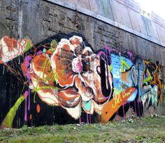 IDT street art shenzhen