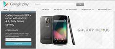 Il Galaxy Nexus scompare dai negozi negli USA a causa di Apple