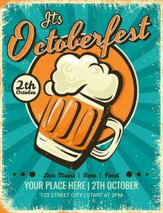 Download the Free Oktoberfest Flyer PSD Template! - Free Flyer Templates, Free Oktoberfest Flyer, Free Party Flyer - #FreeFlyerTemplates, #FreeOktoberfestFlyer, #FreePartyFlyer - #Beer, #Club, #Event, #Festival, #Music, #Night, #Oktoberfest, #Party