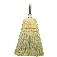 Industrial Products Supply - Broom - warehouse - corn/yucca blend - 62511, $9.95 (http://stores.ips-sales.com/broom-warehouse-corn-yucca-blend-62511/)