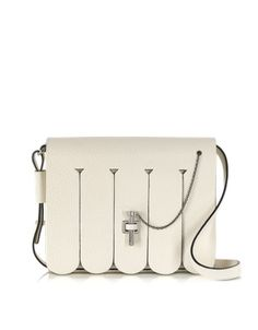 023d486acfbc £387.66 Malher Fringe Bag crafted in grained calf leather shows the fun and  quirky side