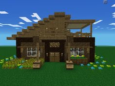 Cool Minecraft Pe Houses