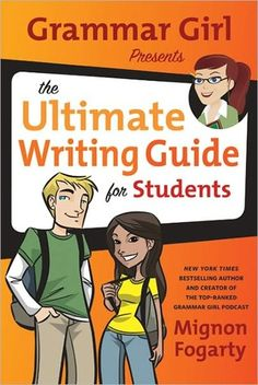 Here is a complete and comprehensive guide to all things grammar from Grammar Girl, a.k.a. Mignon Fogarty, whose popular podcasts have been downloaded over twenty million times and whose first book, Grammar Girl's Quick and Dirty Tips for Better Writing,was a New York Times bestseller. For beginners to more advanced students, this guide covers it all: the parts of speech, sentences, and punctuation are all explained clearly and concisely with the warmth, wit, and accessibility Grammar Girl…