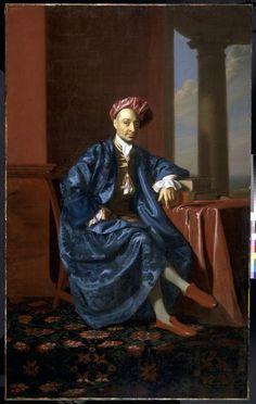 John Singleton Copley, Nicholas Boylston (1716-1771), 1773, Harvard University Portrait Collection.