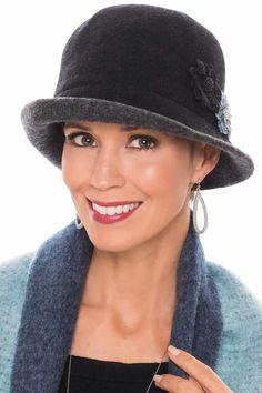 Petite Wool Nina Cloche Hat Felt Hat 49e329b034