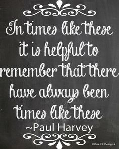 and that's the rest of the storypaul harvey