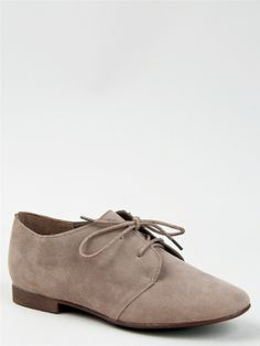 Breckelle's SANDY-31 Lace Up Oxford Flat | Shop Breckelle's Shoes