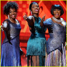 AFTER MIDNIGHT ON BROADWAY | After Midnight' Ladies Fantasia Barrino, Gladys Knight & Patti ...