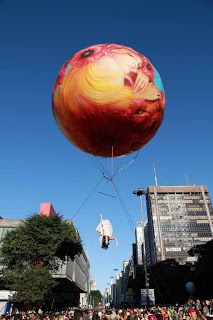Helium Ballonnen.: Beschilderde ballonnen