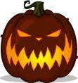 Pumpkin King pumpkin pattern - The Nightmare Before Christmas