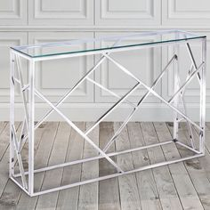 Found it at AllModern - Calypso Console Table