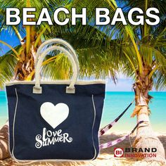 Beach Bag suppliers in South Africa, Cape Town and Johannesburg. We supply branded beach bags with your logo and jute bags for summer.