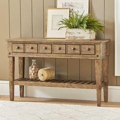 Found it at Wayfair - Derrickson Console Table with Drawers