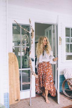 » boho fashion » bohemian style » gypsy soul » festival » living free » elements of bohemia » wanderer » love of fringe » bohemian dresses + skirts » free spirit » boho chic »