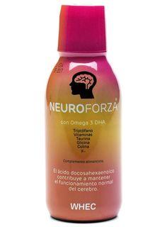 Neuroforza, un jarabe español para mejorar la memoria y la concentración | Libertad Digital | Versión Móvil (mobile) Shampoo, Personal Care, Bottle, Family First, Syrup, Useful Life Hacks, Adhd, Autism, Vitamin E