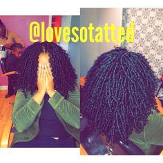 Crochet braids❤️ using Soft dread hair by Harlem. Ethnic Hairstyles, Dread Hairstyles, Braided Hairstyles Tutorials, Cool Hairstyles, Crotchet Braids, Crochet Braid Styles, Crotchet Styles, Soft Dreads, Girls Braids