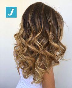 Honey _ the one and only Degradé Joelle! #cdj #degradejoelle #tagliopuntearia #degradé #igers #musthave #hair #hairstyle #haircolour #longhair #ootd #hairfashion #madeinitaly #wellastudionyc