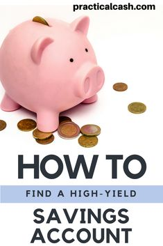 "This ""How to Find a High Interest Savings Account"" provides the readers an o. - Finance tips, saving money, budgeting planner"