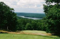 Paupack Hills Country Club, View of Lake Wallenpaupack