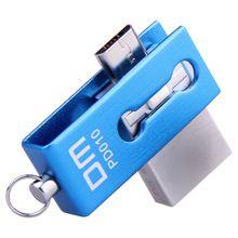 US $7.22 DM PD010 USB Flash Drive, 32GB Metal OTG Pendrive High Speed USB Memory Stick 16GB pen Drive Real Capacity 8GB USB Flash U disk. Aliexpress product