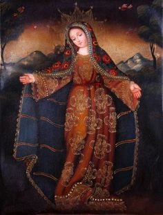 Mother Of Christ, Blessed Mother Mary, Blessed Virgin Mary, Religious Photos, Religious Art, Religious Icons, Mother Images, Images Of Mary, Madonna