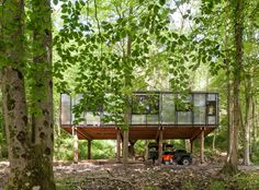 Commune With Nature In These 6 Productivity-Boosting Offices | Co.Design | business + design