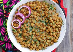 It usually takes several hours to prepare authentic Punjabi Chole, but with my recipe, you can have delicious masala coated chickpeas on your plate in no time. This recipe for Instant Pot Chana Masala is from my cookbook, Indian Food Under Pressure, and I know you will absolutely love it! What is Chana Masala? Chana… Read More