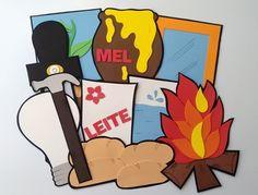 KIT COM 10 UNIDADES  - MEDIDA DAS FIGURAS VARIA DE 16CMX26CM ATÉ 20CMX29CM   -ACOMPANHA SUGESTÃO DE VERSÍCULOS PARA CADA ÍTEM  - EMBALAGEM DE TNT, COSTURADA,FECHO DE ZÍPER COM ACABAMENTO PARA GUARDAR PENDURADA    APLICAÇÃO:  - trabalhar somente o significado da palavra de Deus