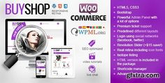 ThemeForest - BuyShop v1.1.6 - Responsive WooCommerce WordPress Theme - 7519497