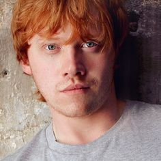 Rupert, I love you so. One day will will have blonde and ginger babies together. I solemnly swear.
