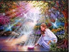 Képtalálat a következőre: Akiane Kramarik Heaven Garden