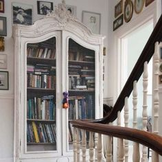 great idea for book shelves