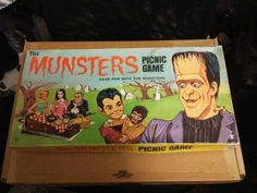 """""""Batman and Robin Game"""" by Hasbro Toys 1965 Complete and Rare Picnic Games, The Munsters, Vintage Board Games, Traditional Games, Old And New, Robin, Batman, Toys, Fun"""