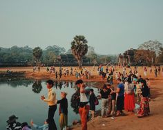 #angkorwat #cambodia #siemreap #vscocam   Champ McKiver   VSCO Grid