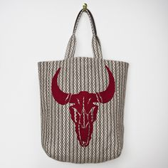 Entryway on Hooks for Use by Overnight Guests| Telluride Ram Tote in Belgium Linen