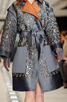 Balenciaga Fall 2012 - Details
