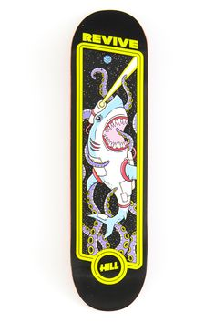 John Hill Arcade Skateboard is made from Hard Rock Canadian Maple. Truly the highest quality decks possibly manufactured. Skateboard Design, Skateboard Decks, Skate Art, Skateboards, Porsche Logo, Snowboarding, Hard Rock, Arcade, Surfing