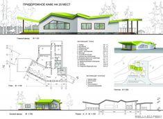 Image d'épingle Cafe Floor Plan, Restaurant Floor Plan, Floor Plans, Architecture Board, Architecture Design, Apartment Plans, Print Layout, Landscape Design, Facade