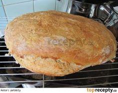 Můj chleba - favorit č.1 Bread, Baking, Food, Bread Making, Meal, Patisserie, Backen, Essen, Hoods
