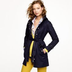 Great fall jacket, especially for the climate in Atlanta.