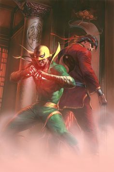Deadly Hands of Kung Fu Omnibus Vol. 1 - Gabriele Dell'Otto