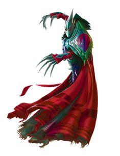 Apostate Devil - Pathfinder PFRPG DND D&D 3.5 5th ed d20 fantasy