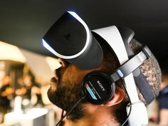 cool Sony's Project Morpheus makes big bet on body tracking