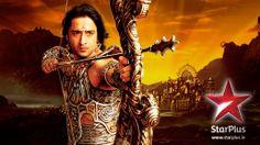 •Shaheer Sheikh as Arjuna