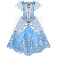 Fotos de Vestido Fantasia da Cinderela Original Disney LINDO! Itabuna