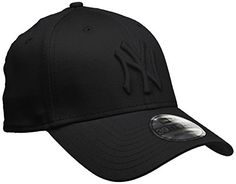I really want an all black NY Yankees hat i did want leather but they don't do a baseball style