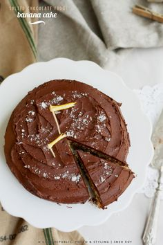 Salted Chocolate Fud