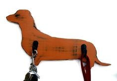 Doxie Leash Holder